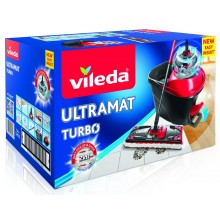 VILEDA Ultramat TURBO mop set 158632