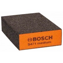 BOSCH Best for Flat and Edge Brúsna huba, 68 x 97 x 27 mm, stredné 2608608225