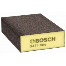 BOSCH Best for Flat and Edge Brúsna huba, 68 x 97 x 27 mm, jemná 2608608226