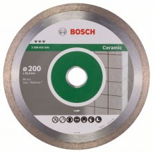 BOSCH Diamantový kotúč Best for Ceramic 200x25,4mm 2608602636