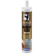 Den Braven Mamut Glue, High Tack lepidlo 290 ml, biely, 0411RL 1173