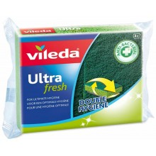 VILEDA Ultra Fresh špongia 2 ks155640