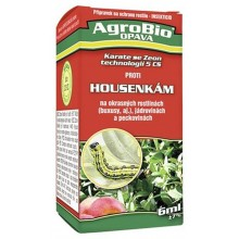 AgroBio 5 CS KARATE proti húseniciam 6 ml 001159