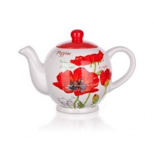 BANQUET Kanvica 1200ml Red Poppy OK 60ZF1171RP
