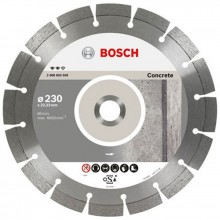 BOSCH Expert for Concrete Diamantový deliaci kotúč, 230 x 22,23 x 2,4 x 12mm 2608602559