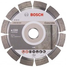 BOSCH Diamantový deliaci kotúč Expert for Concrete, 150mm 2.608.602.557