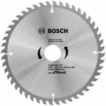 BOSCH Pílový kotúč Eco for Wood, 190x1,4 mm 2608644377