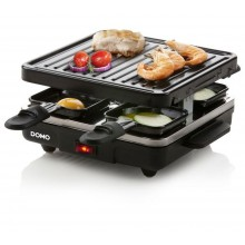DOMO RACLETTE gril pre 4 DO9147G