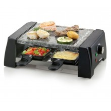 DOMO RACLETTE gril pre 4 osoby - 2v1 DO9187G