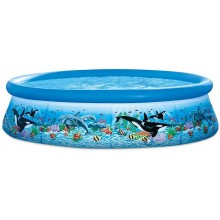 "INTEX OCEÁN REEF EASY SET® POOL, vek 6+ 10'x30 ""28124NP"