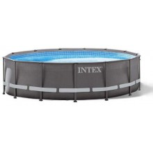 INTEX ULTRA FRAME POOL 4,88 x 1,22 m s filtračnou pumpou 220-240 V 26322NP