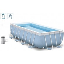 INTEX PRISM FRAME RECTANGULAR POOL 4,88 x 2,44 x 1,07 m (set) 26778NP