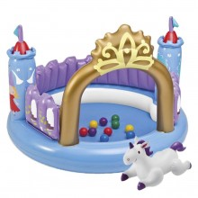 INTEX Magical Castle Ball Toyz hrad na hranie 48669