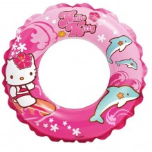 INTEX Plavací kruh Hello Kitty 61cm 56210