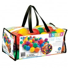 INTEX Fun Ballz Loptičky do bazéna 100ks 49602
