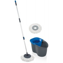 LEIFHEIT Clean Twist Mop Active grey blue 55268