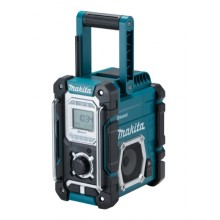 MAKITA Aku rádio s Bluetooth, Li-ion 7,2V-18V, DMR108