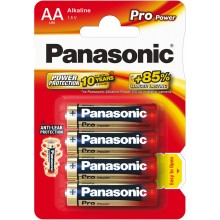 PANASONIC LR6 4BP AA Pre Power alk 35049261