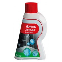 RAVAK AntiCalc Conditioner (300 ml) prípravok na skla B32000000N
