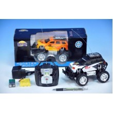 Auto RC Jeep Monster Truck, 16 cm, na vysielačku 23205817