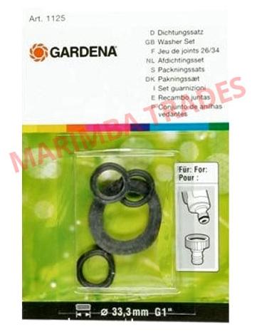 GARDENA SB-sada tesnení  1124-20