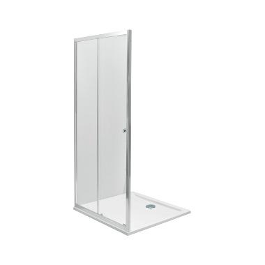 KOLO First 2-dielne posuvné dvere 120 cm, satinované sklo ZDDS12214003 cena od 206,11 €