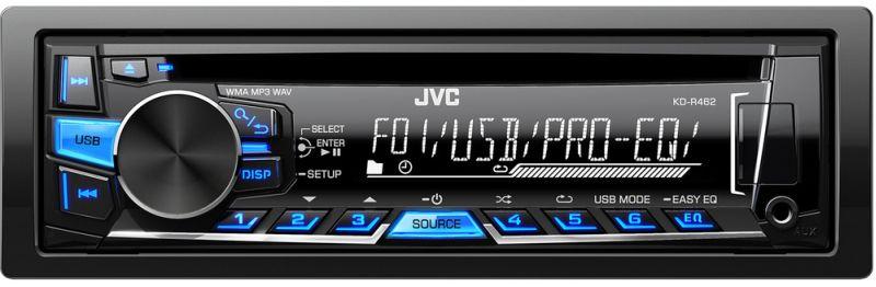 JVC KD R462 Autorádio s CD / MP3 / USB 35045898