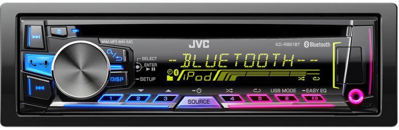 JVC KD R961BT Autorádio s CD / MP3 / BT 35045972