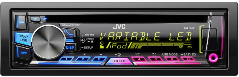 JVC KD R761 Autorádio s CD / MP3 35045974
