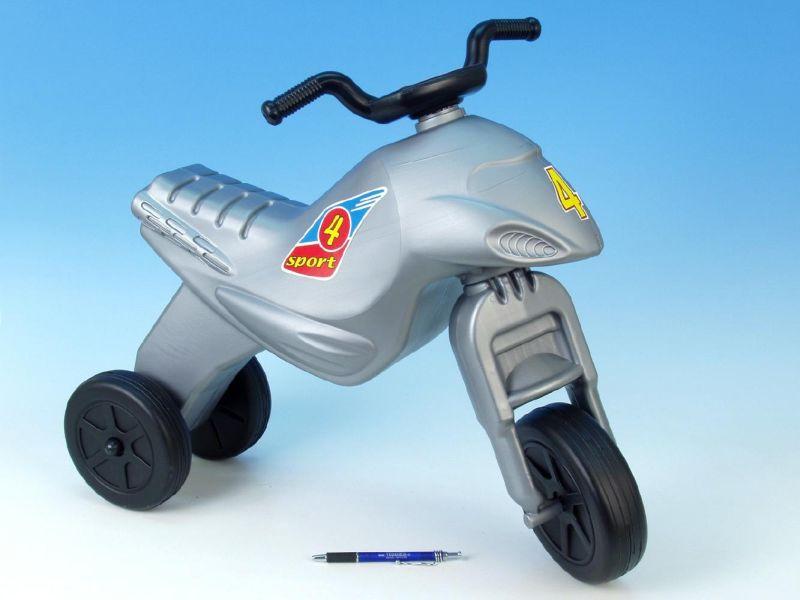 Odrážadlo Superbike 4 maxi výška sedadla 33cm, rôzne farby 50000177ted